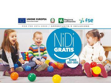 Misura Nidi Gratis - Bonus 2021/2022 Adesione Famiglie