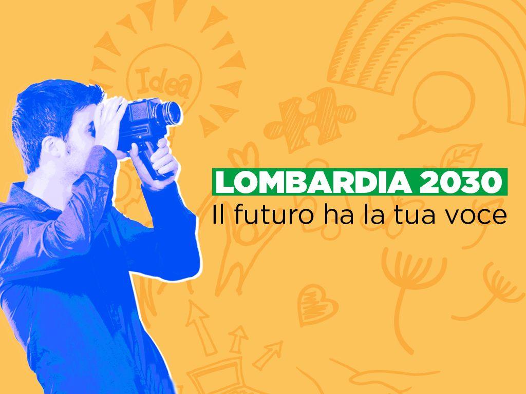 Lombardia 2030. Il futuro ha la tua voce