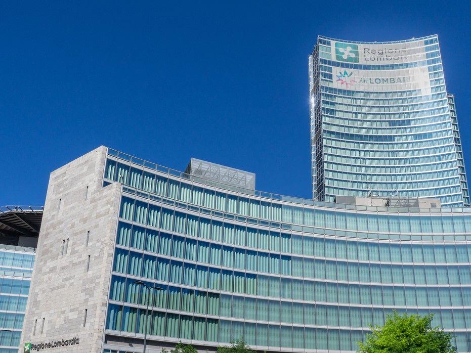Geca 10/2021 - Servizio al pubblico per Regione Lombardia e supporto del Centro Europe Direct Lombardia