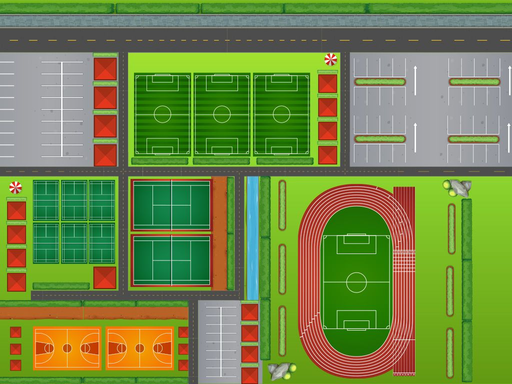Impianti sportivi 2020